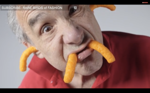 Lloyd Kaufman in RARE BIRDS of FASHION